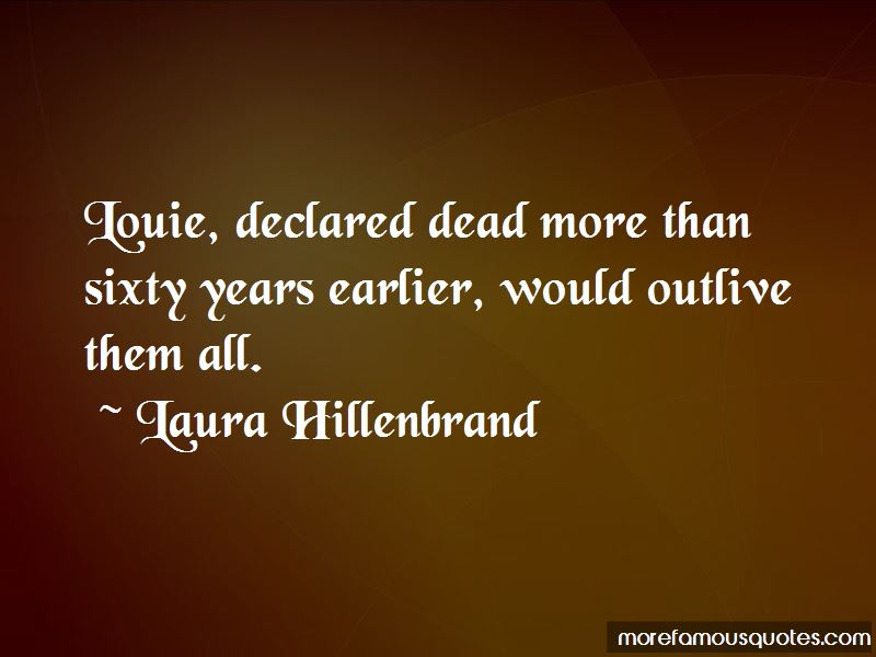 Laura Hillenbrand Quotes Pictures 2