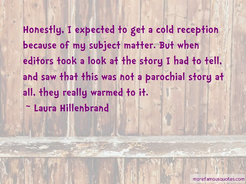 Laura Hillenbrand Quotes Pictures 4