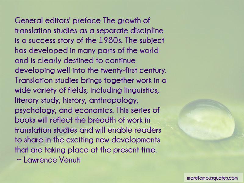 Lawrence Venuti Quotes Pictures 3