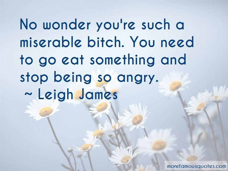Leigh James Quotes Pictures 2