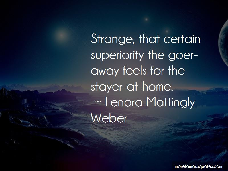 Lenora Mattingly Weber Quotes Pictures 3