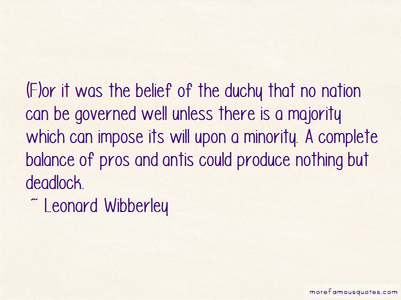 Leonard Wibberley Quotes Pictures 3