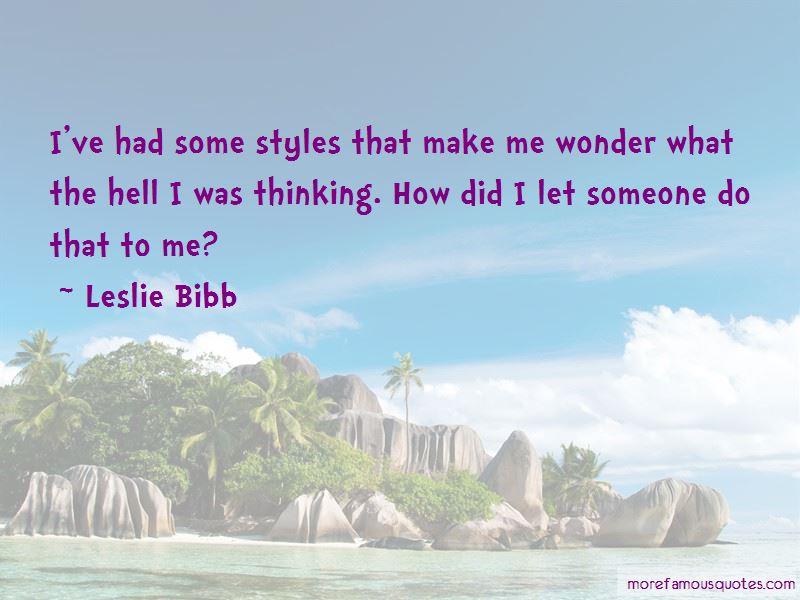 Leslie Bibb Quotes Pictures 2