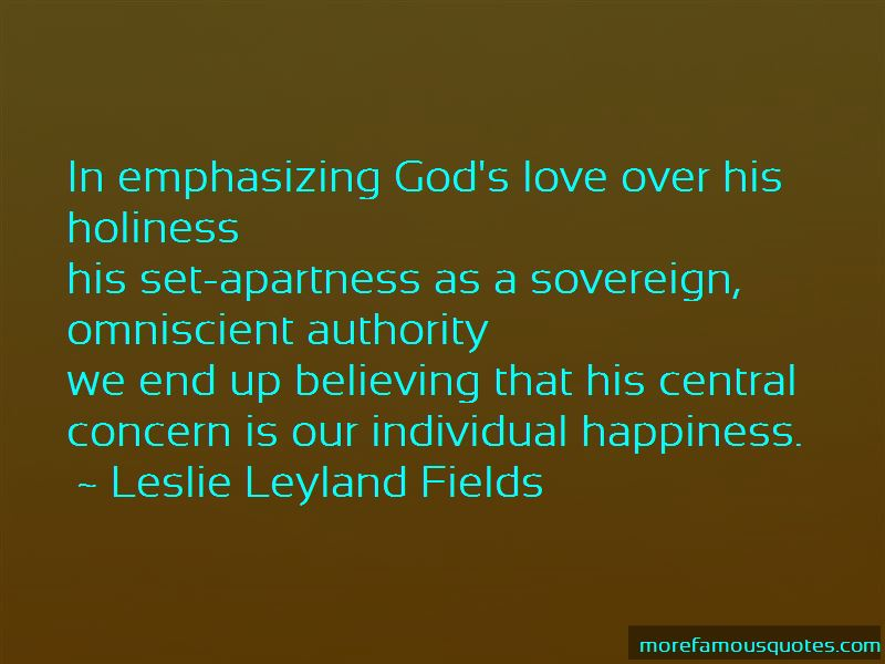 Leslie Leyland Fields Quotes Pictures 2
