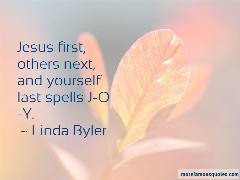 Linda Byler Quotes