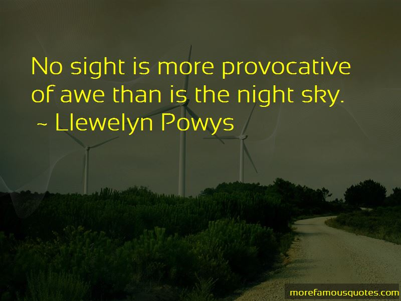 Llewelyn Powys Quotes Pictures 2