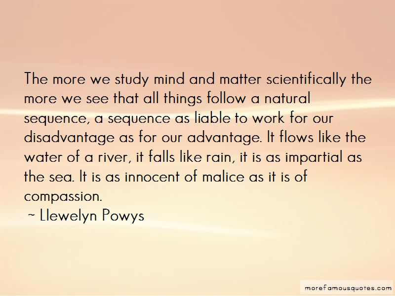Llewelyn Powys Quotes Pictures 3