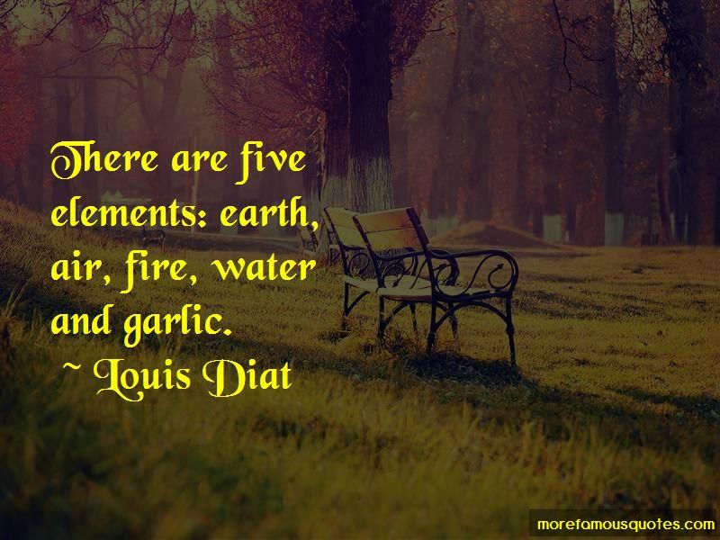 Louis Diat Quotes Pictures 2