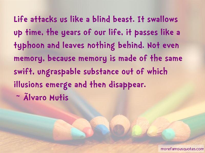 Álvaro Mutis Quotes Pictures 2