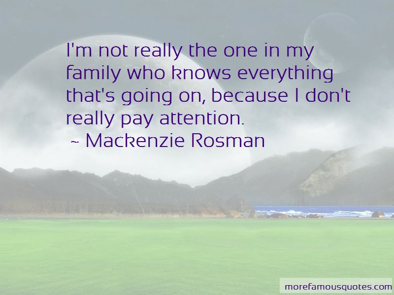 Mackenzie Rosman Quotes Pictures 3