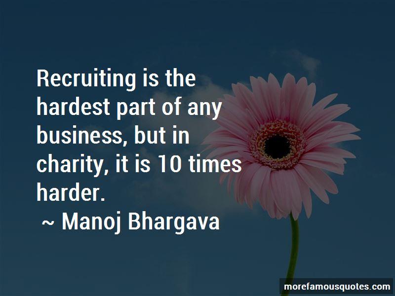 Manoj Bhargava Quotes Pictures 2