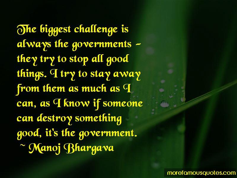 Manoj Bhargava Quotes Pictures 3