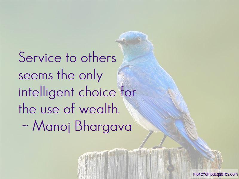 Manoj Bhargava Quotes