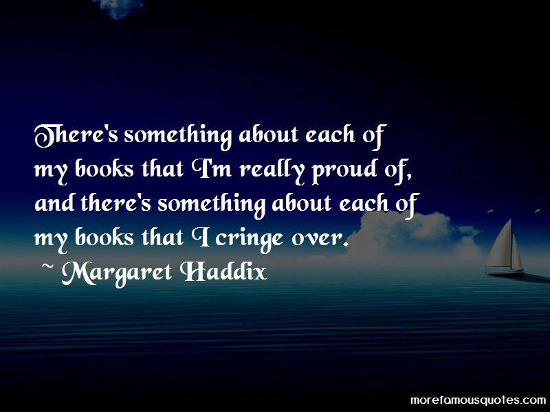 Margaret Haddix Quotes Pictures 2