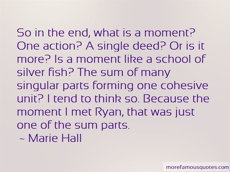 Marie Hall Quotes Pictures 2