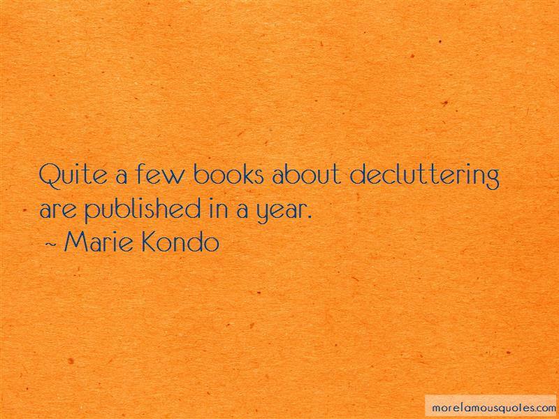Marie Kondo Quotes Pictures 2