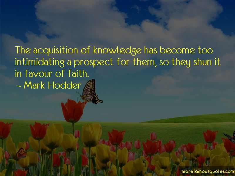 Mark Hodder Quotes Pictures 2