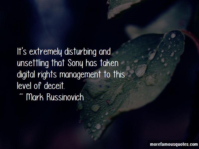 Mark Russinovich Quotes