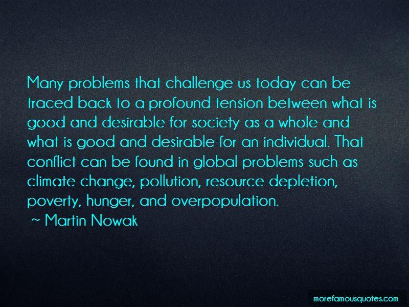 Martin Nowak Quotes Pictures 2