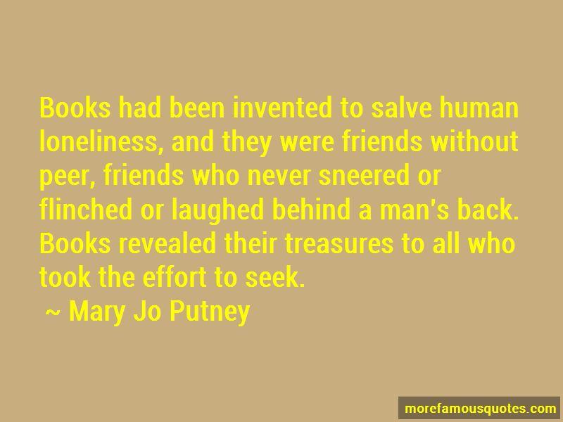 Mary Jo Putney Quotes