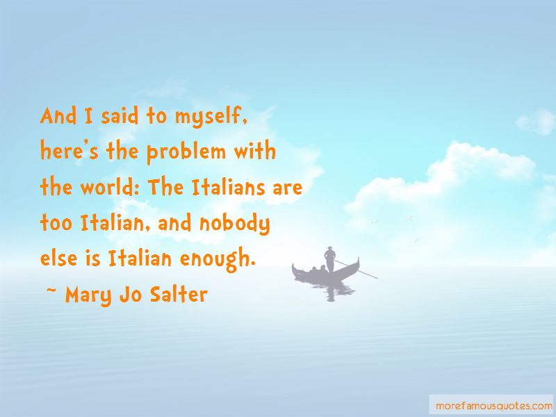 Mary Jo Salter Quotes Pictures 2