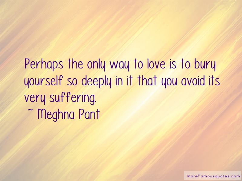 Meghna Pant Quotes Pictures 3