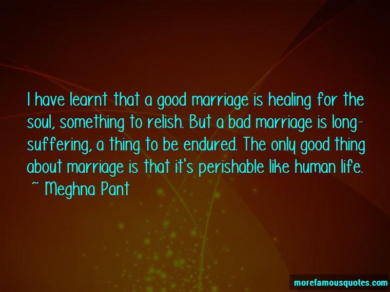 Meghna Pant Quotes