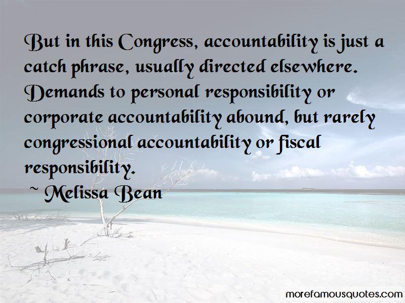 Melissa Bean Quotes