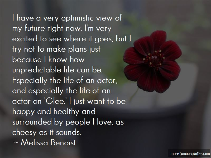 Melissa Benoist Quotes Pictures 3