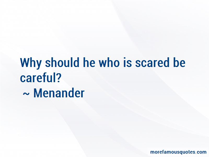 Menander Quotes Pictures 4