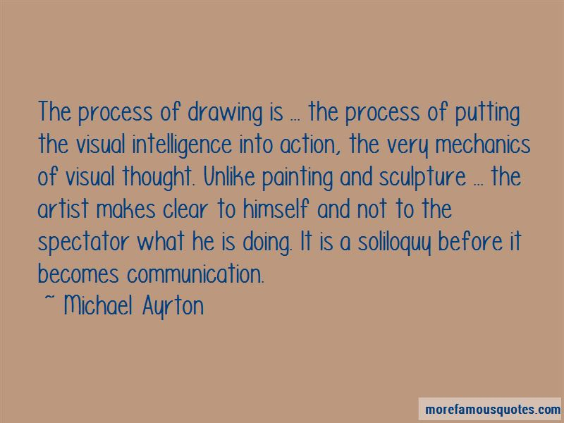 Michael Ayrton Quotes Pictures 2
