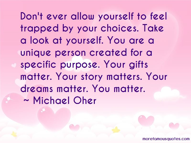 Michael Oher Quotes Pictures 3
