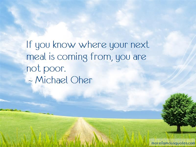 Michael Oher Quotes