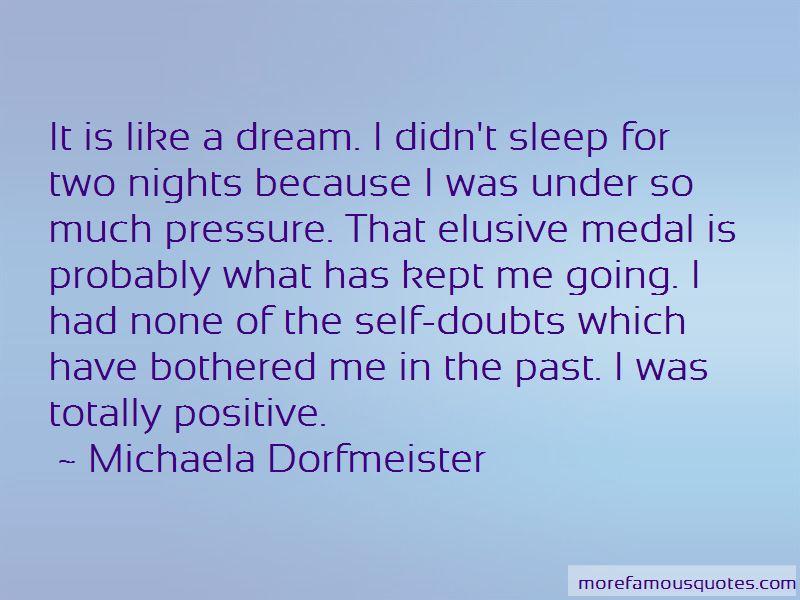 Michaela Dorfmeister Quotes Pictures 2