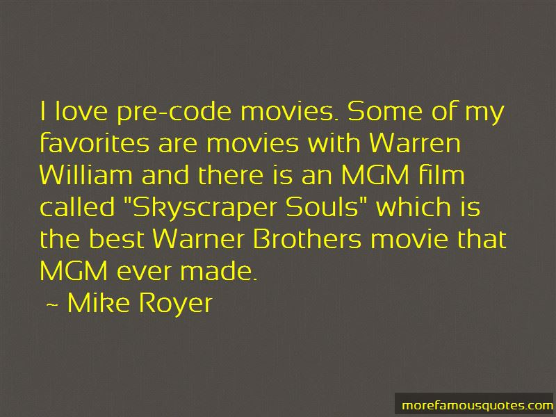 Mike Royer Quotes Pictures 2