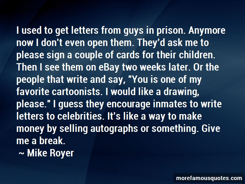 Mike Royer Quotes Pictures 4