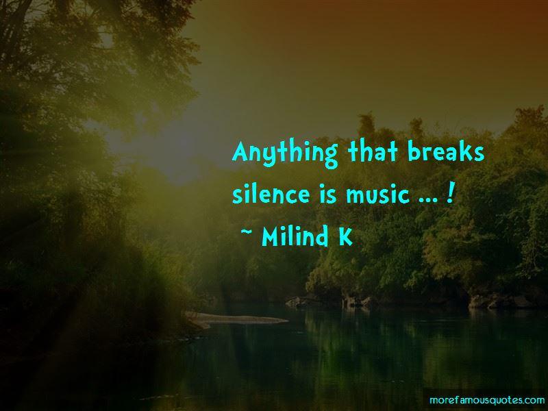 Milind K Quotes Pictures 2