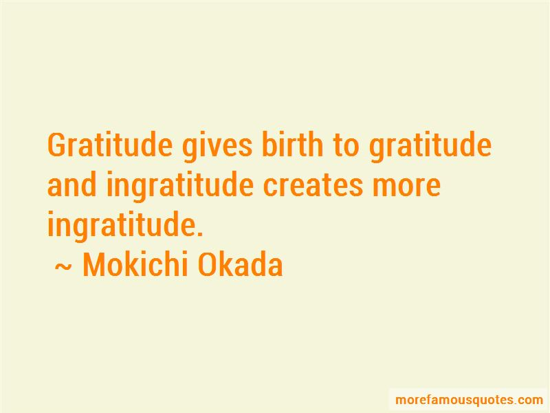 Mokichi Okada Quotes