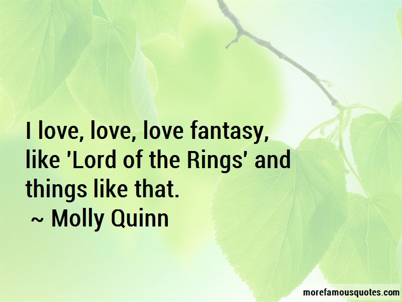 Molly Quinn Quotes Pictures 2