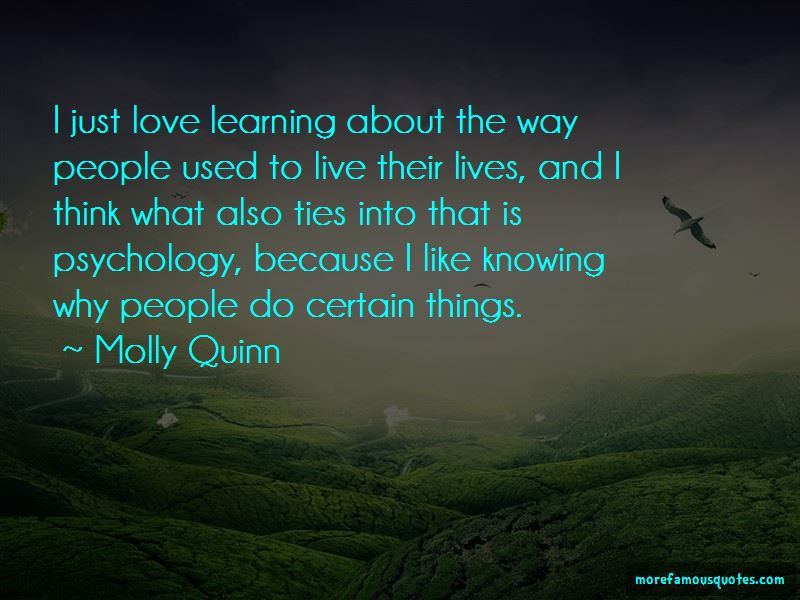 Molly Quinn Quotes Pictures 3