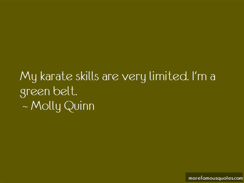 Molly Quinn Quotes Pictures 4