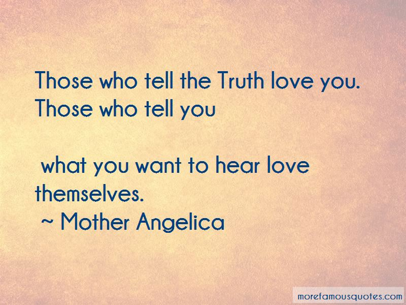 Mother Angelica Quotes Pictures 2