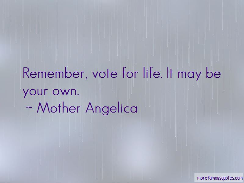 Mother Angelica Quotes Pictures 4