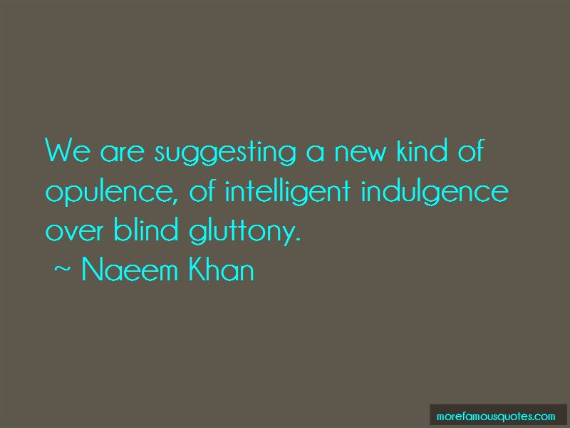 Naeem Khan Quotes Pictures 2