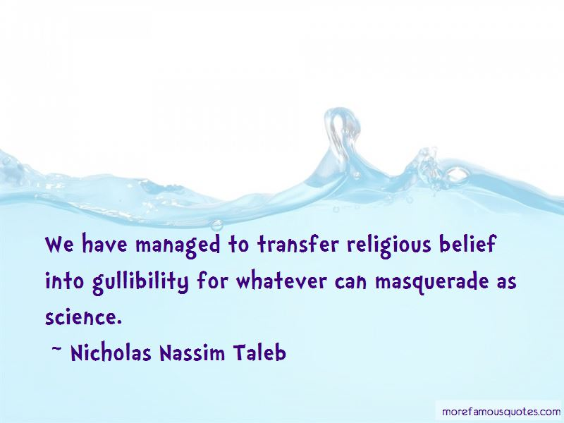 Nicholas Nassim Taleb Quotes Pictures 4