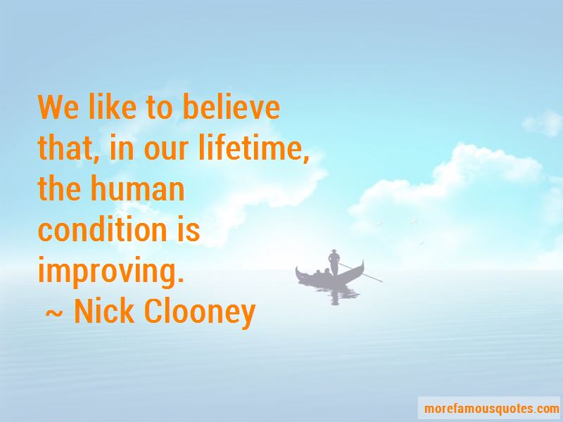Nick Clooney Quotes Pictures 4