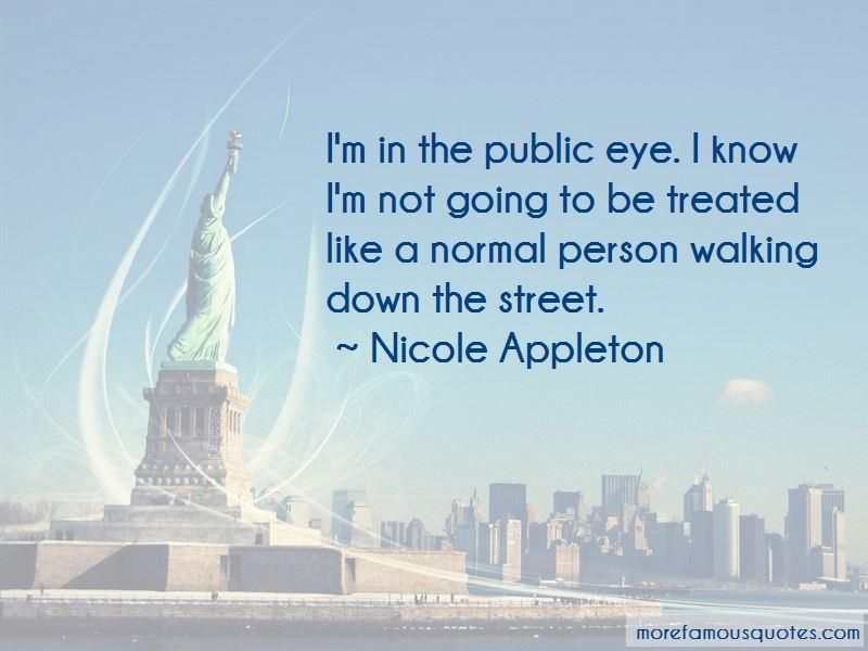 Nicole Appleton Quotes Pictures 2