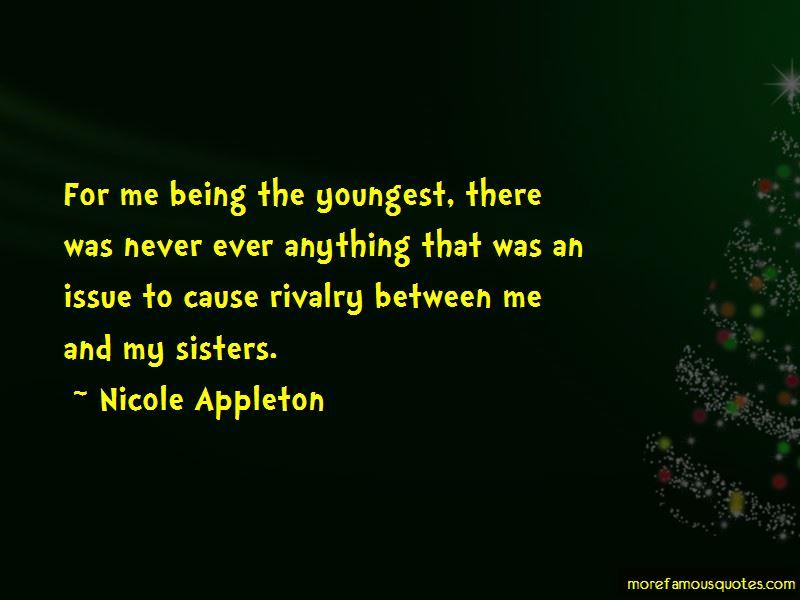Nicole Appleton Quotes Pictures 3