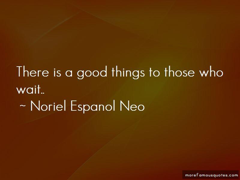 Noriel Espanol Neo Quotes