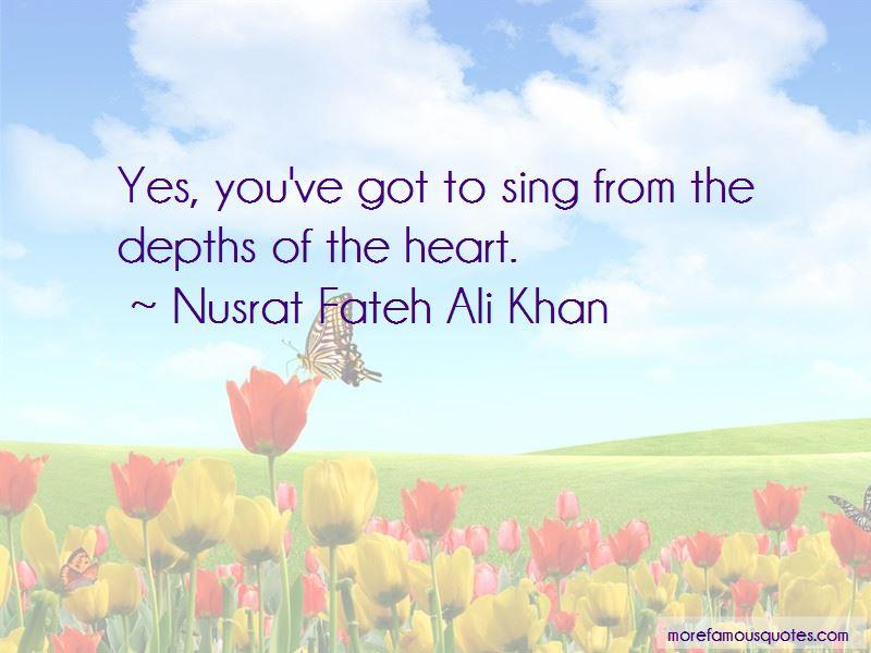 Nusrat Fateh Ali Khan Quotes Pictures 2
